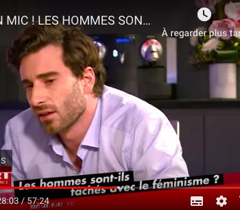 Débat sur RT à propos du féminisme