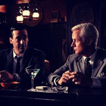 Les hommes et l'alcool