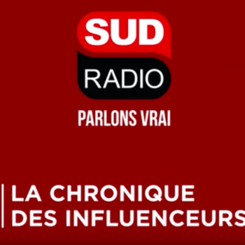Intervention sur Sud Radio à propos de l'écriture inclusive