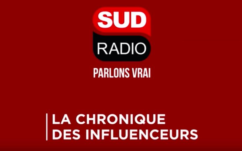 Intervention sur Sud Radio à propos de l'écriture inclusive